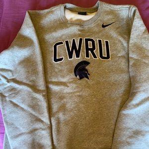 Large Nike CWRU crew neck